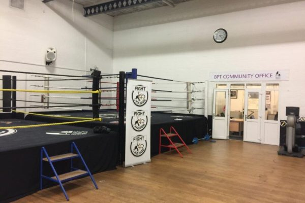 Boxing Gym/Studio