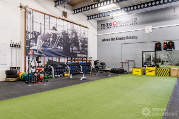 The Foundry – Gym and Fitness Studio