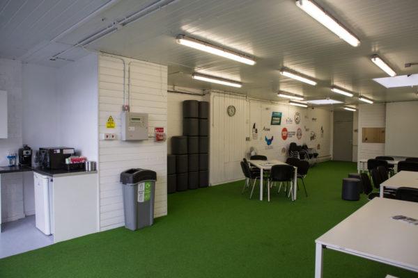 The Space – Multi-purpose training room