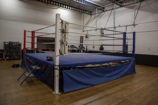 Boxing Gym/Studio